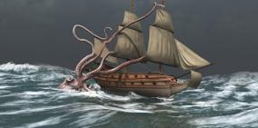 Бермудский монстр: ученые раскрыли тайны выброшенных на берег чудовищ