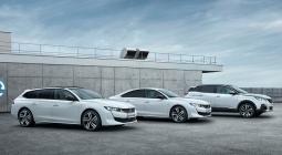 Автомобили Peugeot получили новые гибридные версии