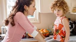 10 неудобных вопросов детей и как на них отвечать