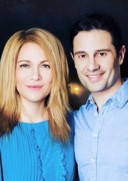 Виктория и Антон Макарские
