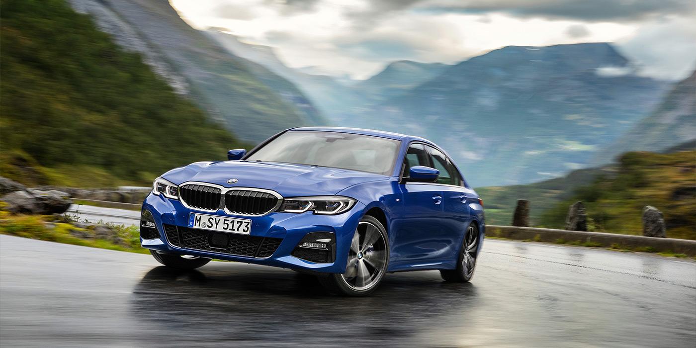 BMW объявила цены на новую «тройку»