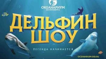 """Дельфин шоу """"Легенда начинается"""""""