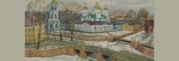 Выставка работ Коваль Сергея Григорьевича