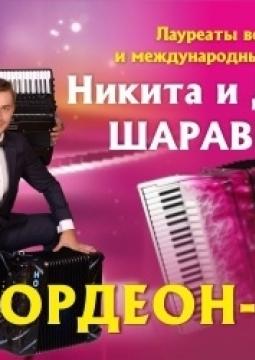 Никита и Данил Шаравьёвы   Аккордеон - хит