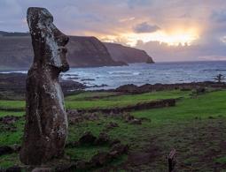 Археологи выяснили, как люди смогли выжить на острове Пасхи