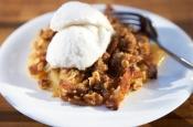 Рецепты осени: яблочный крамбл