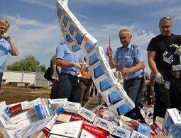 Дали прикурить: как поставлена контрабанда сигарет из СНГ