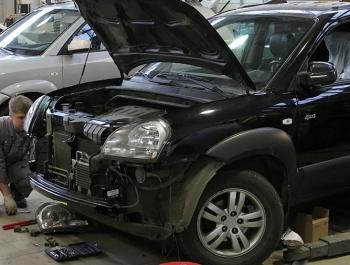 Страховщикам запретили чинить автомобили по ОСАГО старыми деталями