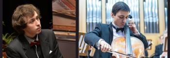 Концерт виолончельной и фортепианной музыки