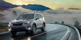 Subaru назвала российские цены на новый Forester