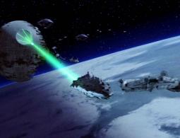 Разработан притягивающий луч из «Звездных войн»