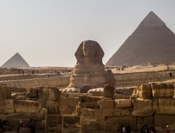Ученые раскрыли тайну строительства египетских пирамид