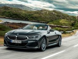 BMW представила кабриолет 8-Series