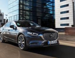 Mazda назвала российские цены на новую «шестерку»