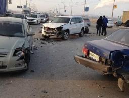 ГИБДД назвала основную причину аварий