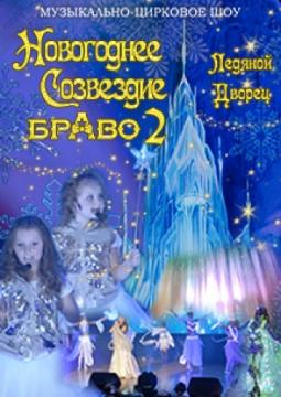 Новогоднее созвездие. Ледяной дворец.