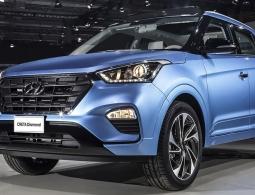Hyundai представил самую дорогую Creta