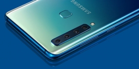 В России начались продажи смартфона Samsung с четырьмя камерами