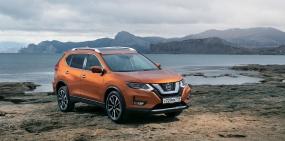 Nissan назвал цены на обновленный X-Trail для России