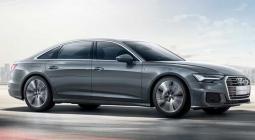 Audi показала удлиненный седан A6
