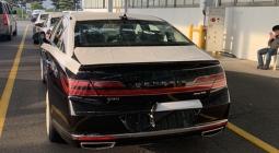 Дизайн обновленного седана Genesis G90 рассекретили в сети