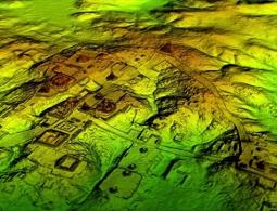 Ученые нашли в Гватемале более 60 тысяч построек цивилизации майя
