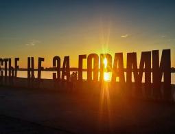 Арт-объект «Счастье не за горами» в Перми сделают антивандальным