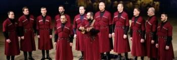 Патриарший хор Грузии Басиани