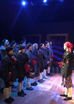 Оптимистическая трагедия | Коляда-театр