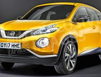 Nissan выпустит новый Juke летом 2019 года