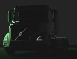 Volvo анонсировала конкурента электрической фуры Tesla