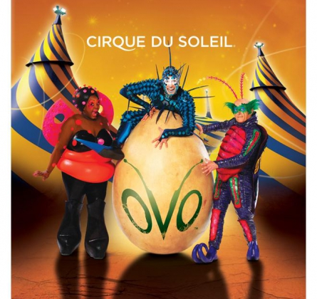 Цирк   CIRQUE DU SOLEIL