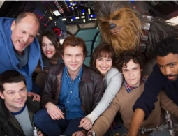 #видео дня | Первый тизер фильма «Соло: Звёздные войны. Истории»