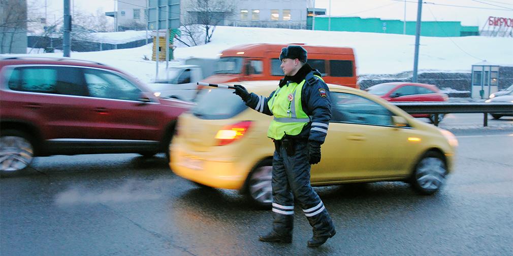 Суд разрешил инспекторам останавливать машины в любом месте на дороге