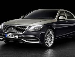 Mercedes-Maybach обновил cедан S-Class