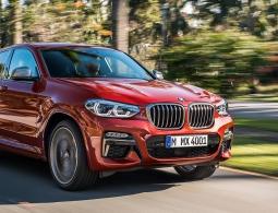 BMW представила X4 нового поколения