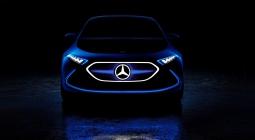 Mercedes-Benz анонсировал премьеру серийного электрокара