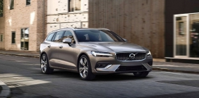 Volvo представила универсал V60 нового поколения