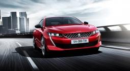 Peugeot представил седан 508 нового поколения