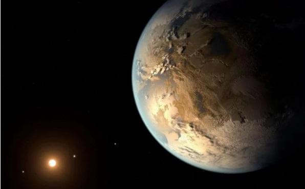 Обнаруженный «двойник» Земли заинтересовал астрономов