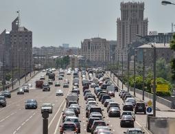 В России появится желтая и синяя разметка