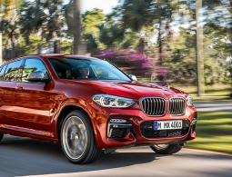 BMW назвала российские цены на X4 нового поколения
