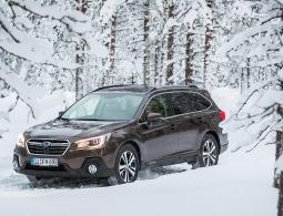 Subaru рассказала об обновленном Outback для России