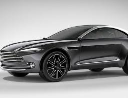 Первый кроссовер Aston Martin могут назвать Varekai