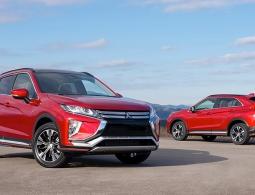 Mitsubishi назвала российские цены на кроссовер Eclipse Cross