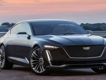 Концепт Cadillac Escala получит серийную версию в 2021 году