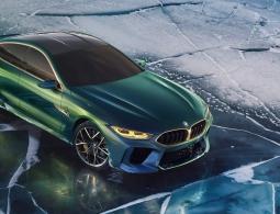 BMW анонсировала премьеру серийного M8 Gran Coupe