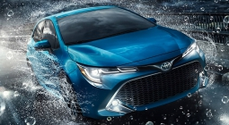Toyota рассекретила хэтчбек Corolla нового поколения