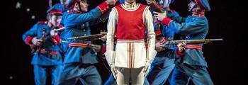 Балет ЩЕЛКУНЧИК | Новосибирский театр оперы и балета