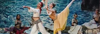 Балет КОРСАР | Новосибирский театр оперы и балета